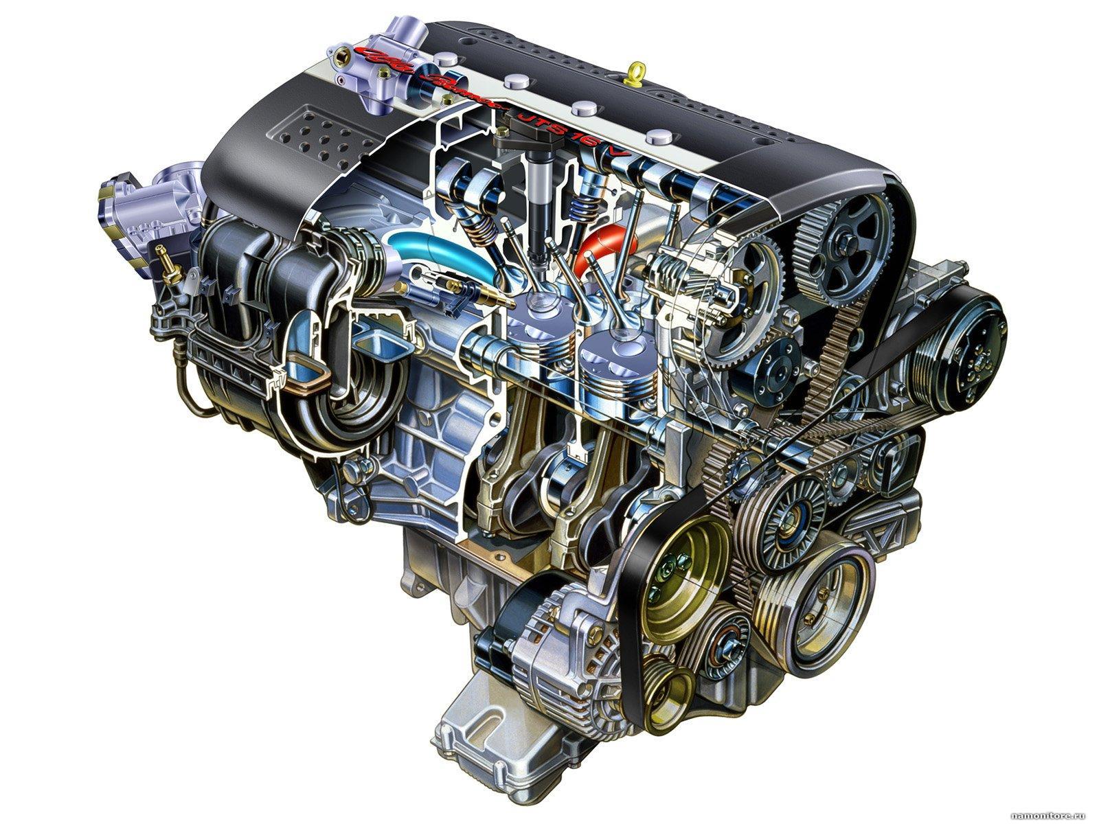 Купить двигатель в Павлодар, бензин, дизель двс